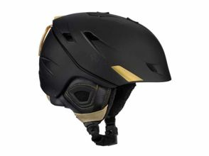 Kask zimowy LAZER TEMPTED black gold matte M (56-59cm)