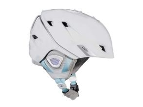 Kask zimowy LAZER TEMPTED white pearl M (56-59cm)