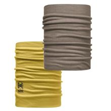 Komin Neckwarmer Wool Buff CLAY