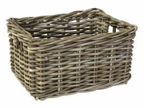 Kosz na rower FASTRIDER RATTAN BICYCLE BASKET JUNIOR 8L naturalny