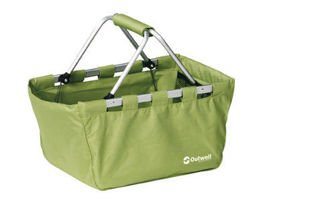 Kosz piknikowy Outwell Folding Basket, Lime