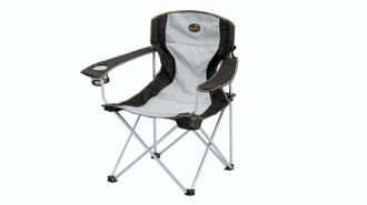 Krzesło Easy Camp Arm Chair Grey