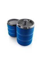 Kubek GSI Outdoors Personal Java Press Blue
