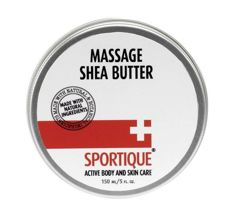 Maść do masażu SPORTIQUE MASSAGE SHEA BUTTER 150 ml