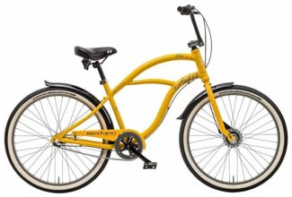 Medano Artist Yellow 2015 Rower Cruiser