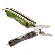 Multitool Gerber Dime zielony