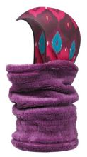 Neckwarmer & Head-Liner Buff  MAIHAI DARK PURPLE