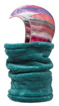 Neckwarmer & Head-Liner Buff  SHANTI SEA PINE