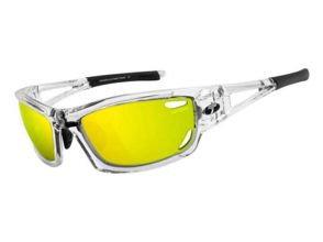 Okulary TIFOSI DOLOMITE 2.0 CLARION crystal clear (Clarion Yellow, AC Red, Clear)