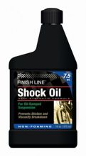 Olej Finish Line Shock Oil 475 ml