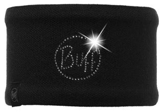 Opaska Headband Knitted Polar Buff BLACK CHIC