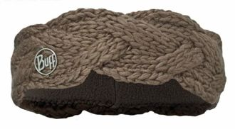 Opaska Headband Knitted Polar Buff Nyssa Light Grey