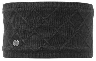Opaska Headband Knitted Polar Buff STELLA BLACK CHIC