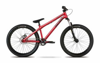 Rower Dirt/street Dartmoor Gamer24 Basic Red 2015