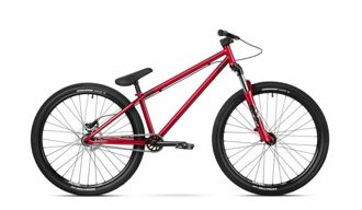 Rower Dirt/street Dartmoor Quinnie Red Devil 2015