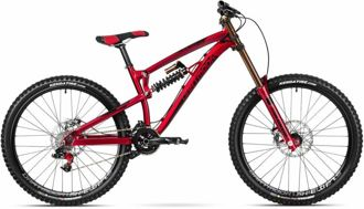Rower Downhill Dartmoor Roots Red Devil, S 2016