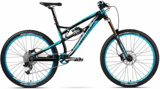 Rower Enduro Dartmoor Wish Enduro, L 2015