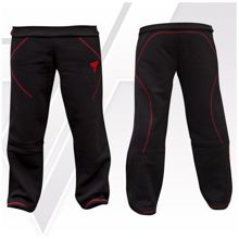 "Spodnie Trec Nutrition MEN'S TREC PROMO - RED LOGO ""T"" - PANTS/BLACK"