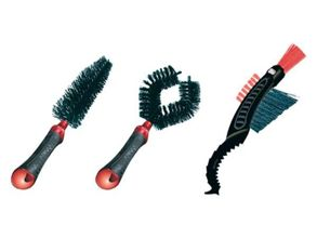 Szczotki WELDTITE DIRTWASH BIKE CLEANING BRUSH 3szt.