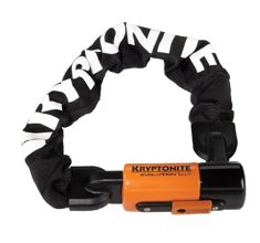 Zapięcie rowerowe Kryptonite Evolution Series 4 Integrated Chain 55 cm