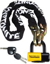 Zapięcie rowerowe Kryptonite New York Fahgettaboudit Chain 150 cm