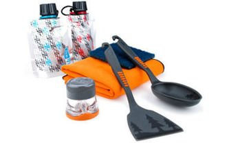Zestaw kuchenny GSI Outdoors Crossover Pack Kitchen 8