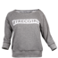 Bluza Trec Nutrition WOMEN'S TREC WEAR - TRECGIRL 003 - SWEATSHIRT/GREY