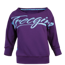 Bluza Trec Nutrition WOMEN'S TREC WEAR - TRECGIRL 004 - SWEATSHIRT/PURPLE
