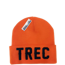 Czapka Trec Nutrition WINTER CAP 008 - TREC - ORANGE