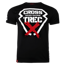 Koszulka Trec Nutrition MEN'S TREC WEAR - COOLTREC 012 CROSS - T-SHIRT/BLACK