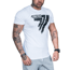 Koszulka Trec Nutrition MEN'S TREC WEAR - PLAY HARD 011 - T-SHIRT/WHITE