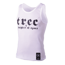 Koszulka Trec Nutrition MEN'S TREC WEAR - TREC KNIGHTS OF SPORT - TANK TOP 002/WHITE