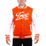 "Kurtka Trec Nutrition MEN'S TREC WEAR - LOGO ""TREC TEAM"" - JACKET 003/ORANGE"