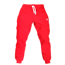 "Spodnie Trec Nutrition MEN'S TREC WEAR - SMALL WHITE LOGO ""TREC"" - WELT ON LEG - PANTS 028/RED"