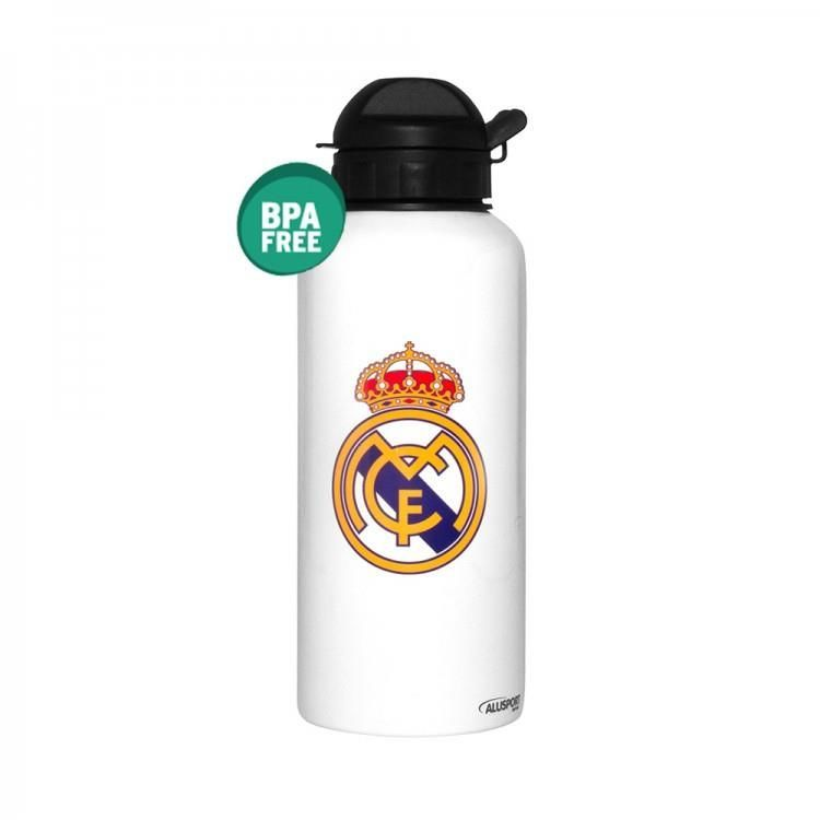 BIDON ALU no 7 REAL MADRID 60B /70045