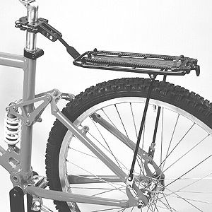 Bagażnik Pletscher Quick-Rack Suspension