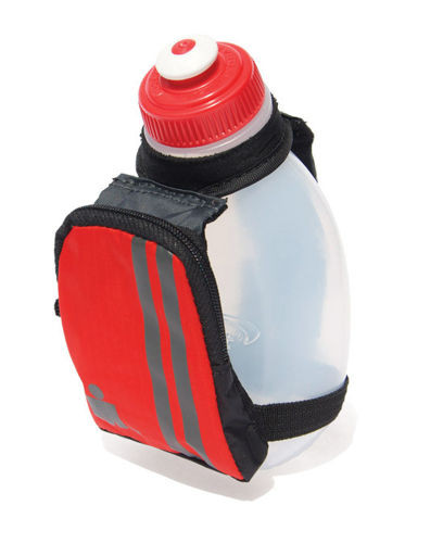 Bidon FuelBelt  Sprint Palm Holder Ironman Red/Carbon