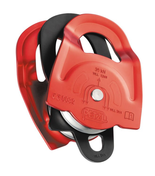Bloczek Petzl Twin