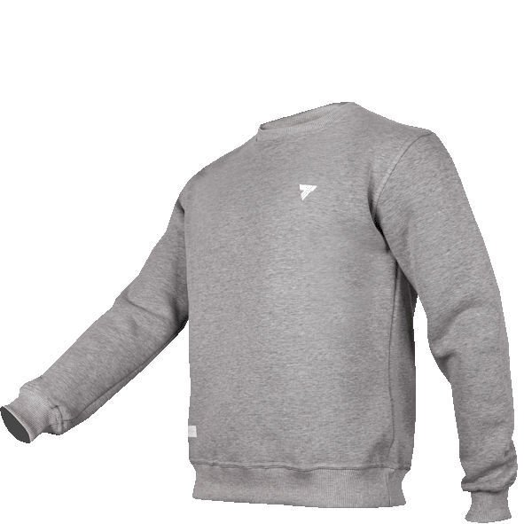 Bluza Trec Nutrition MEN'S TREC WEAR - PLAYHARD - SWEATSHIRT 030/GRAY