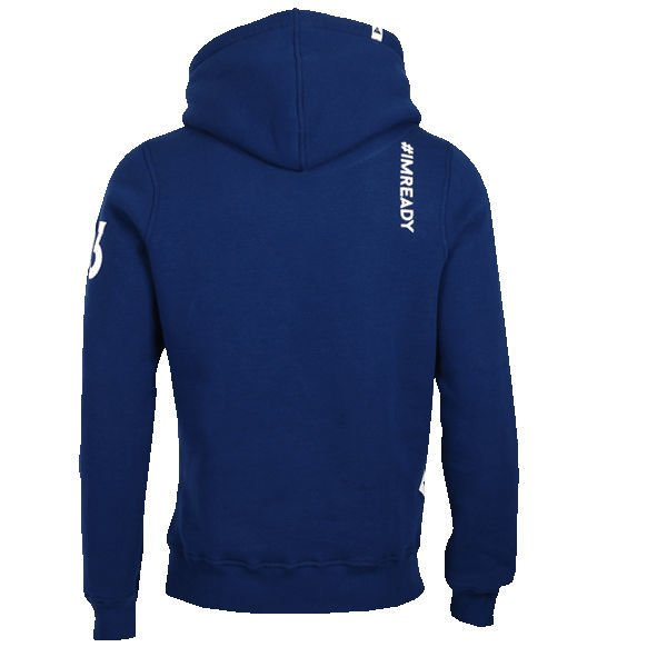 Bluza Trec Nutrition MEN'S TREC WEAR - TTA - HOODIE 035/BLUE