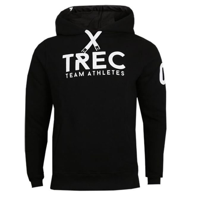 Bluza Trec Nutrition MEN'S TREC WEAR - TTA - HOODIE 043/BLACK