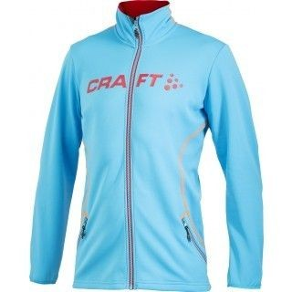 Bluza męska Craft Logo Full Zip Jacket