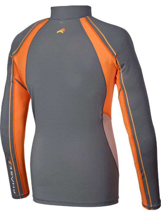 Bluzka Crewsaver Phase2 Rash Vest Long Sleeve