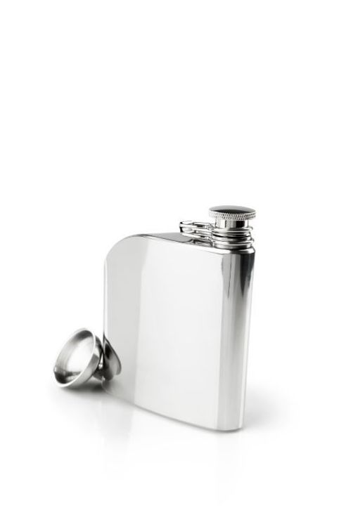 Butelka GSI Outdoors Glacier Stainless 6 FL. OZ. Hip Flask