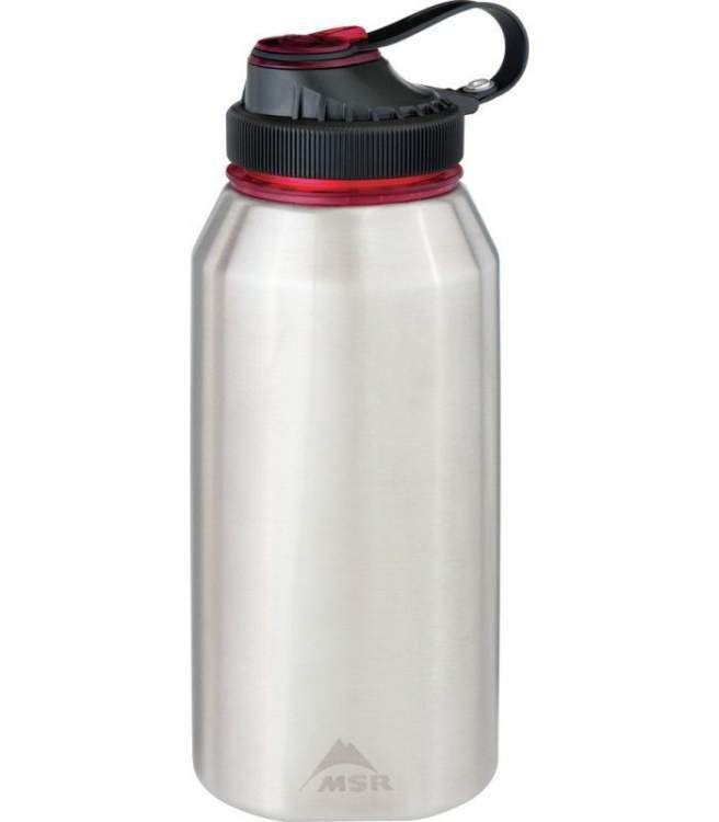 Butelka MSR Alpine Bottle 1 l Stainless