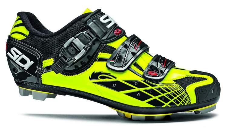 Buty rowerowe Sidi MTB Spider SRS Carbon Composite Vernice