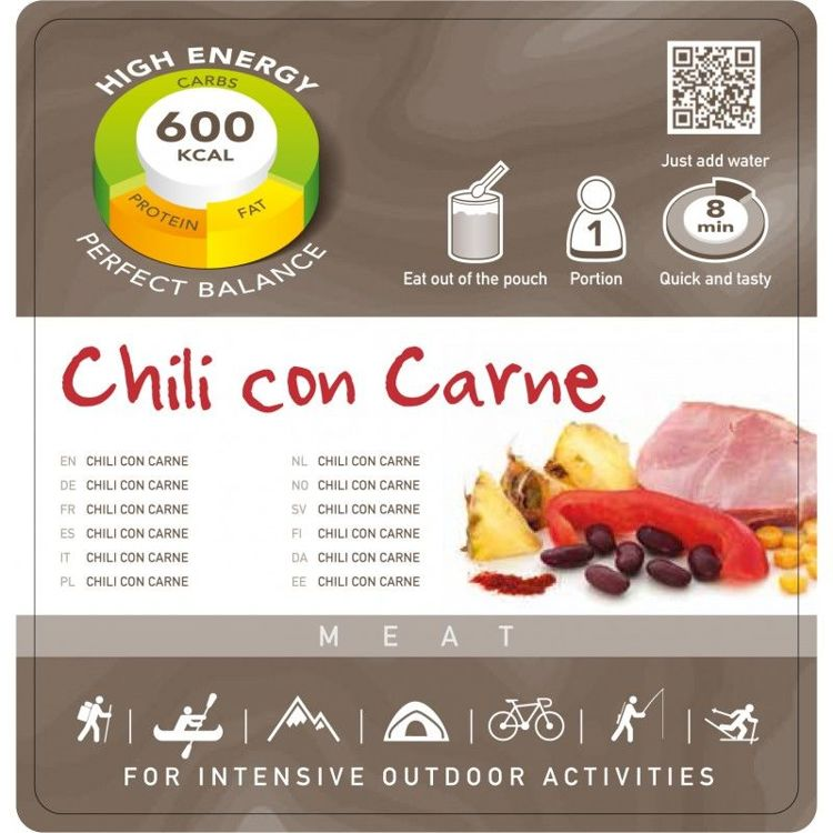 Chili con Carne Adventure Food (1 porcja)