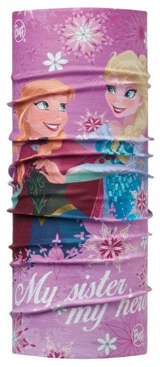 Chusta Child Original Buff® Frozen SISTERS PINK