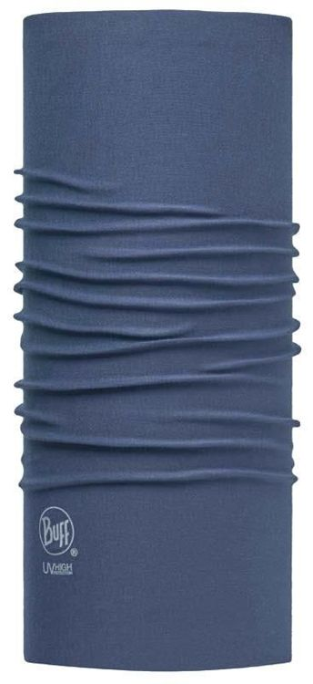 Chusta High UV Protection Buff Solid Eclipse Blue