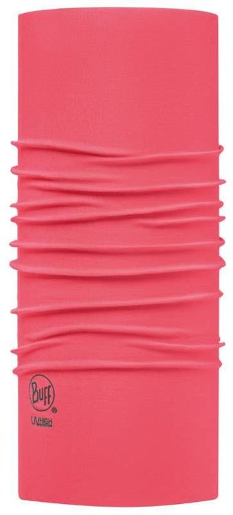 Chusta High UV Protection Buff Solid Raspberry Pink